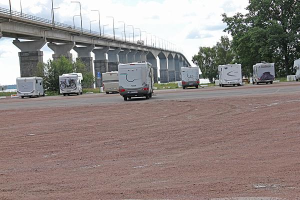 Ställplats Svinön Kalmar