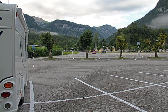 Königssee-parkering