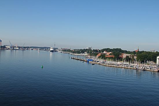Kiels-hamn