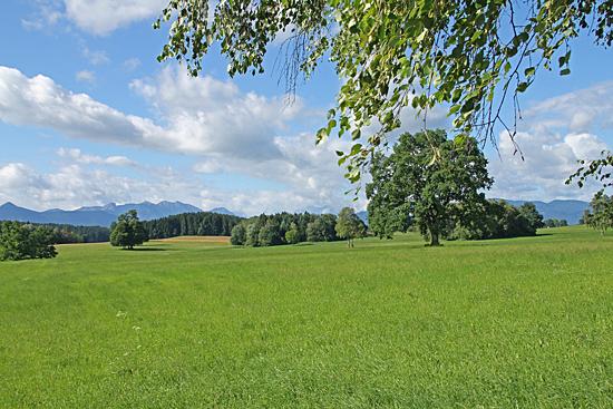 Landskap-södra-Tyskland
