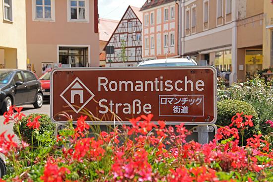 Romantiska-vägen-skylt
