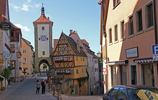 Rothenburg-o-b-T-gamla-stad