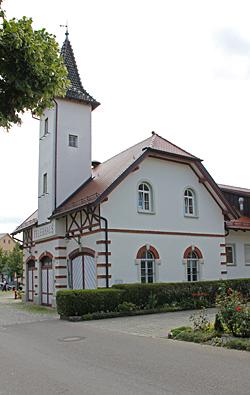 Feuerhaus-Wasserburg