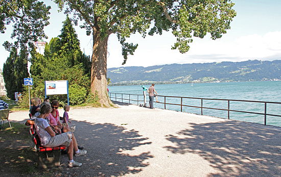 Strandpromenaden-Lindau