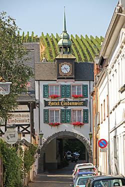 Rüdesheim-Hotel