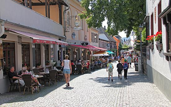 Rüdesheim-Restauranger