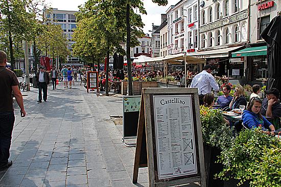 Antwerpen-uteserveringar
