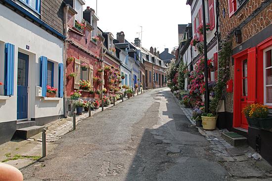 Boulogne-sur-mer-blomvägg
