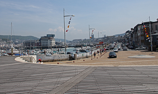 Fecamp-hamnen