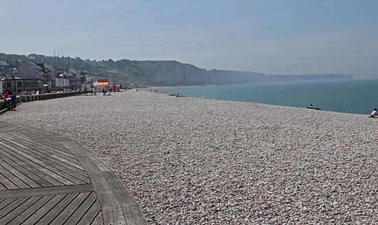 Fecamp-stranden