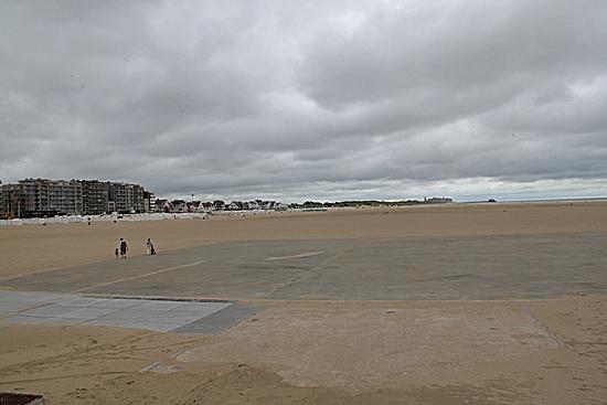 Zeebrügge-Strand