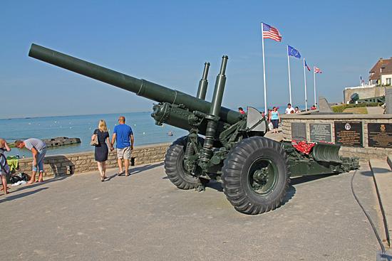Arromanches-kanon