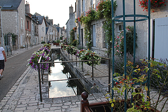 Beaugency-vattengrav