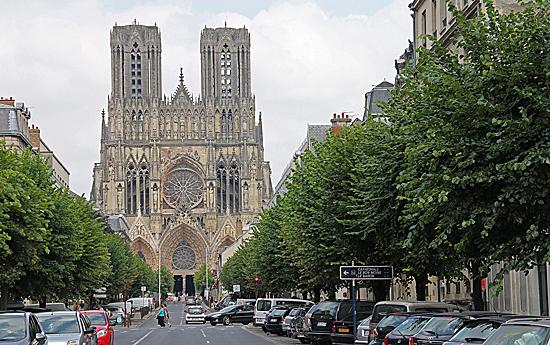 Reims-Katedral