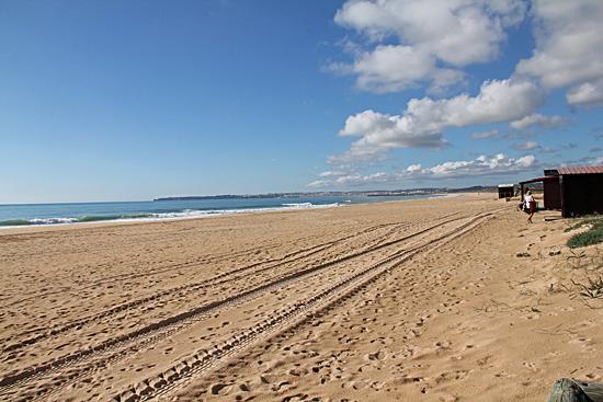Alvor-Strand