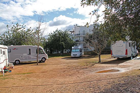 Tavira-camping