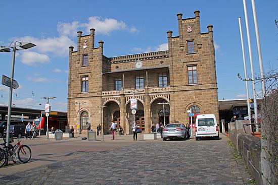 Minden-Station