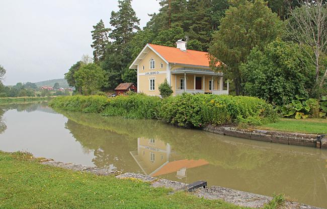 Kanalstugan Carlsborg Ö:a
