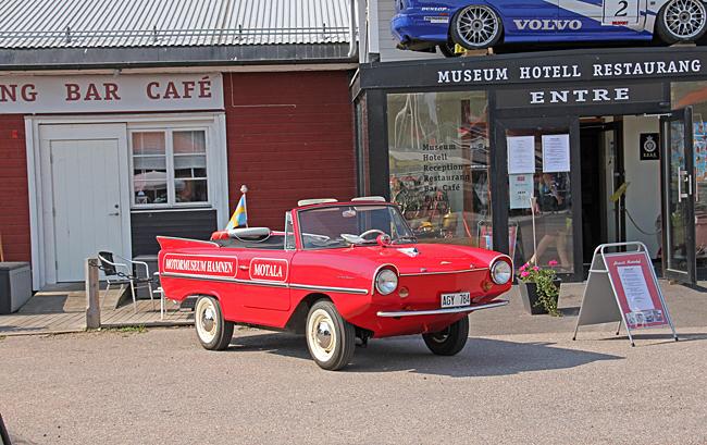 Motalas Motormuseum.