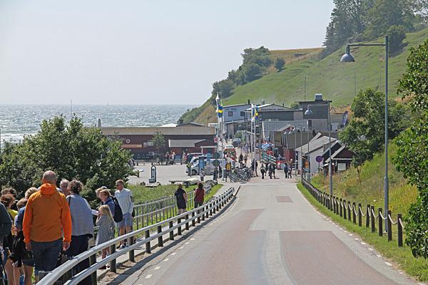 Kåseberga hamn.