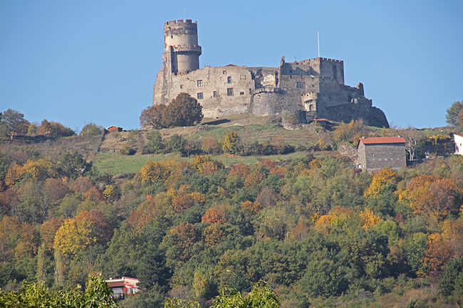Chateau de Tournoël