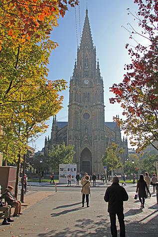 San Sebastián's Cathedral