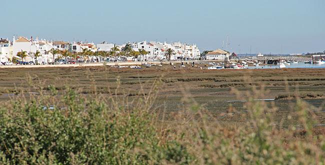 Santa Luzia från västra sidan.