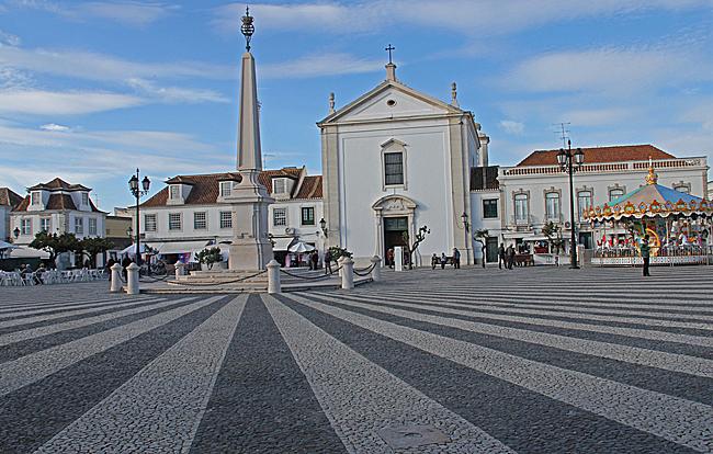 "Stora torget ""Praça Marquês de Pombal"""