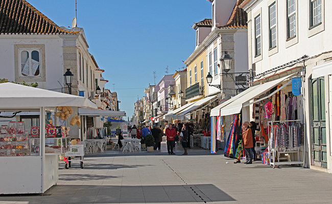Shoppinggatan
