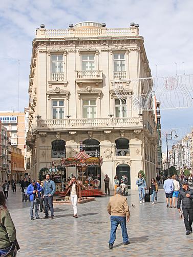 Plaza Icue