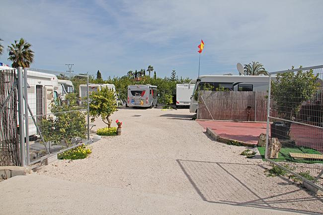 Camper Park Huerta de Murcia (Citronlunden)