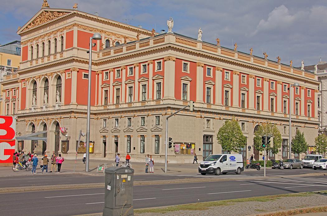 Wiener Musikverein.