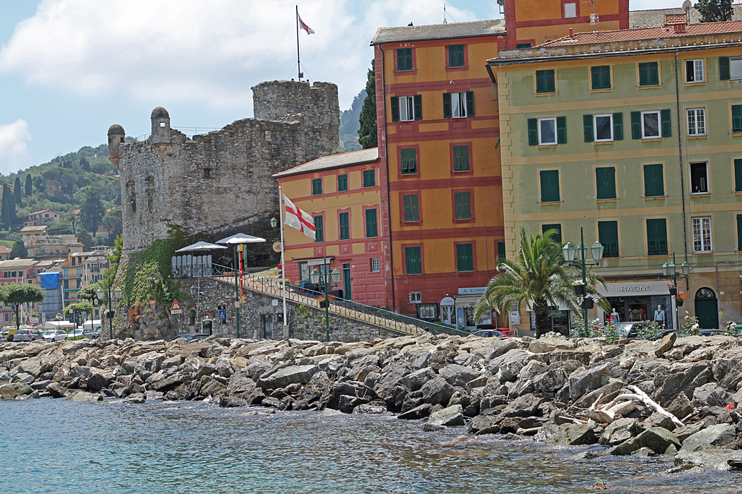 Santa Margherita Ligure Castle.