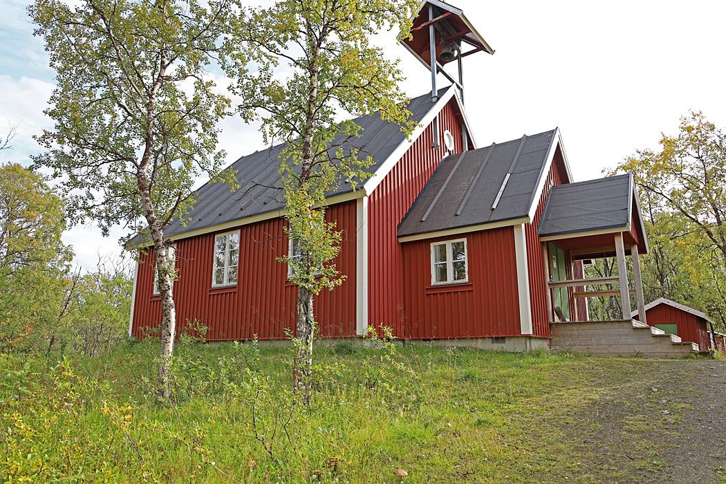 Tornehamns kyrka.