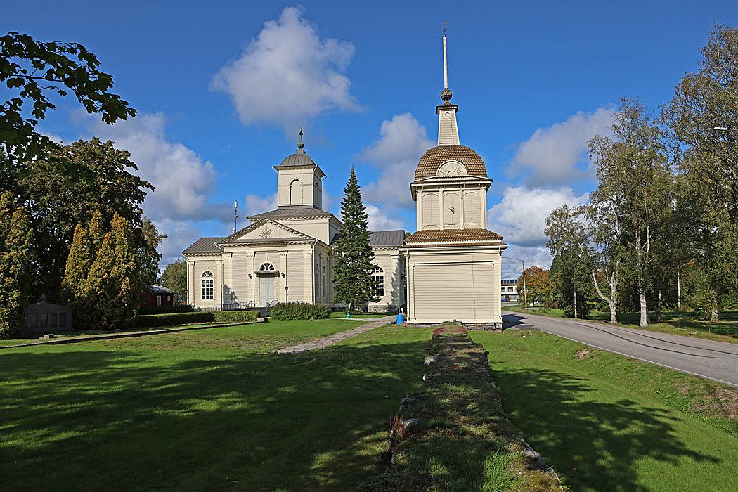 Korsnäs kyrka.