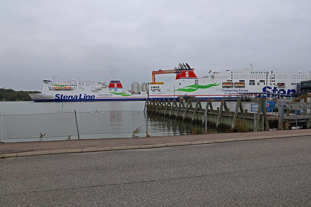 Färja Göteborg Kiel.