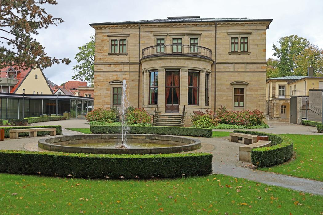 Här har Richard Wagner bott. Idag hittar du ett Museum i hans tidigare hem.