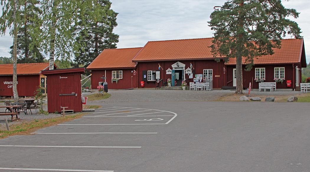 Värmskogs Café