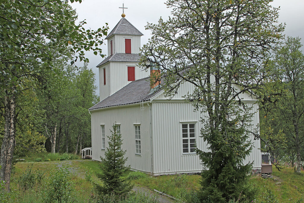 Fatmomakke kyrka.